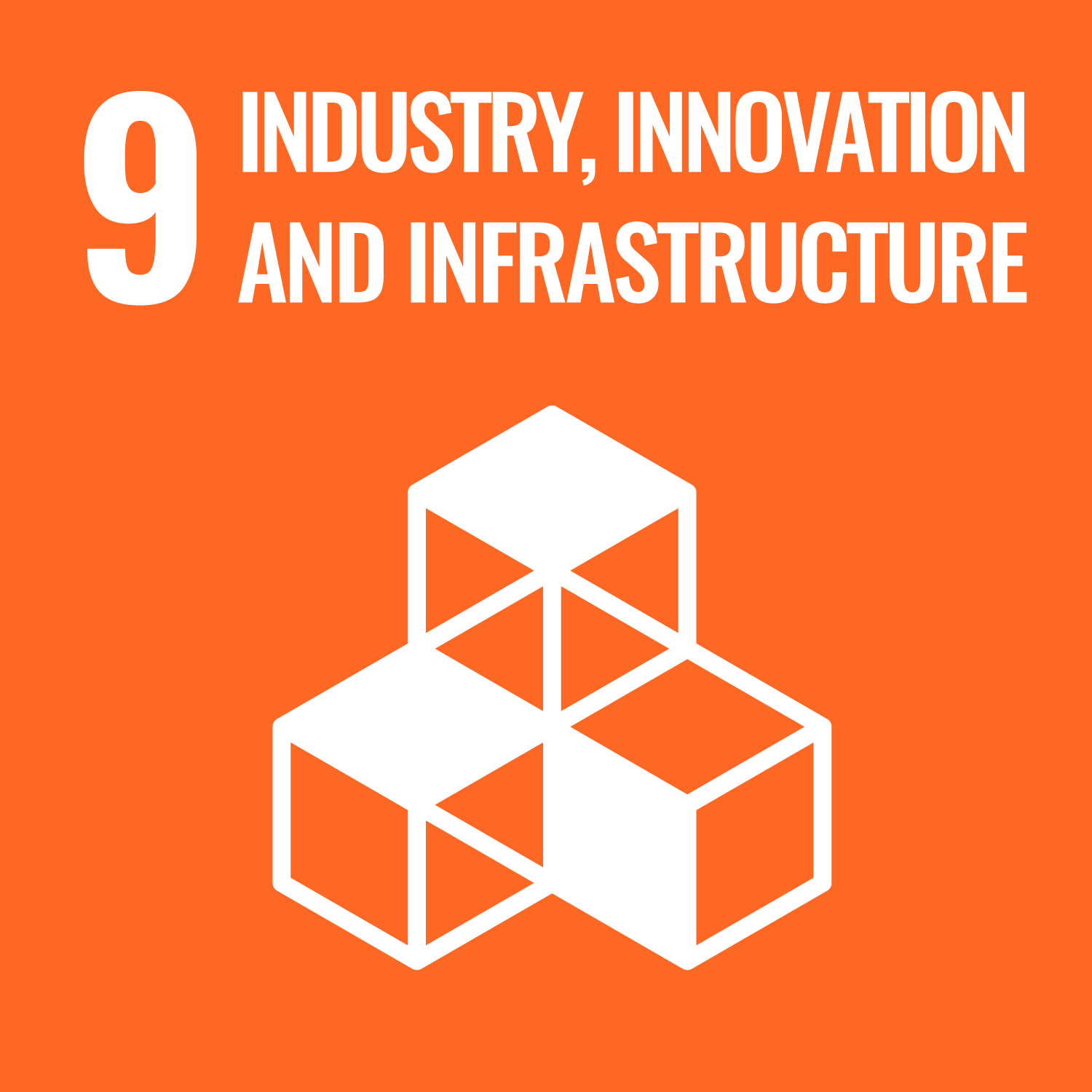 INDUSTRY,INNOVATION AND INFRASTRUCTURE